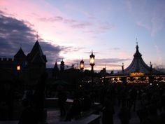 Magic in Disneyland Paris!
