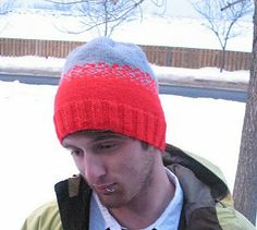 Raindrop Gradient Hat for Him free