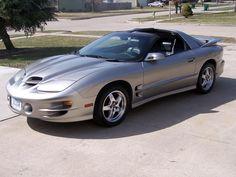 2002 Pontiac WS6 Trans Am
