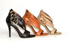 Γυναικεία πέδιλα σε 3 χρώματα Sandals, Shoes, Fashion, Slide Sandals, Moda, Shoes Sandals, Zapatos, Shoes Outlet, Fashion Styles