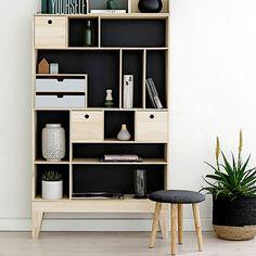 bookshelf - Bloomingville - RoyalDesign.fi
