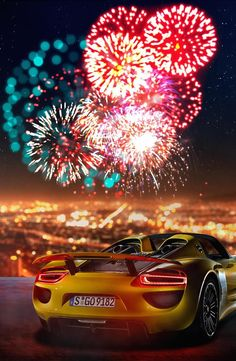 #Car Porsche 918 Spyder, #Porsche #BMW #BMWI8 New Year's Day, New Year's Eve, Wish - Follow #extremegentleman for more pics like this!