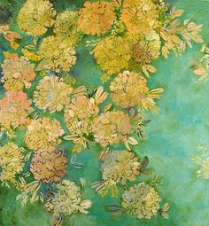 I love floral. This would be a great piece to add as a pop of color in a wall collage with photo frames.