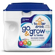 Similac Go Grow Stage 3 Milk Based Toddler Drink Powder 22 08 Oz Pack Of 6 Baby Formula Brands, Baby Formula Coupons, Baby Food Recipes, Gourmet Recipes, Soya Drink, Similac Formula, Food Allergies, At Least, Drinks