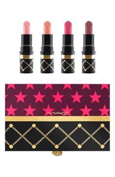 MAC Nutcracker Sweet Nude Mini Lipstick Kit