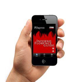 App per e locations a Firenze de  L'Inferno di Dan Brown.