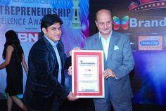 Mr. Moti Panjabi, Chairman & MD, Rama Group Dhirubhai Ambani, Ratan Tata, Excellence Award, Entrepreneurship, Awards, Group