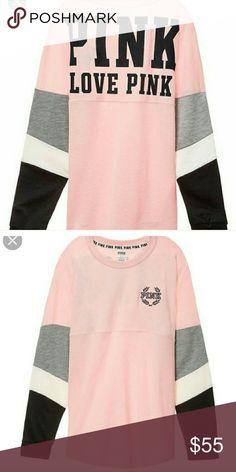 VS Pink FUC Size S PINK Victoria's Secret Tops Sweatshirts & Hoodies