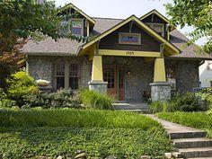 1000 Images About Craftsman Homes In Nashville On