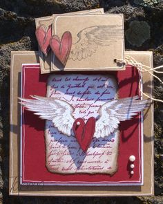A card...