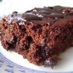Vegan brownies @ allrecipes.co.uk
