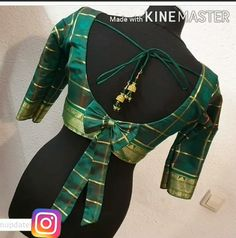 Simple Blouse Design - The handmade craft