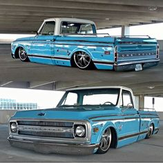 The laid out 85 Chevy Truck, Custom Chevy Trucks, Chevy C10, Chevy Pickups, Chevrolet Trucks, Toyota Trucks, Bagged Trucks, Lowered Trucks, C10 Trucks