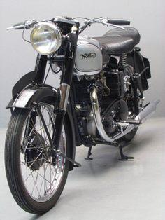 Norton 1950 Dominator 500cc