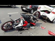 1000+ images about motorcycle crash video on Pinterest ...