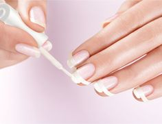 Krok po Kroku – Francuski Manicure | Oriflame Cosmetics