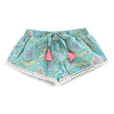 Louise Misha Nutsy Floral Shorts-product