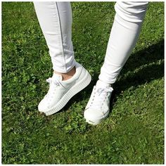 Hurry! The Tango Emma is back in stock!  #tango #tangoshoes #sneakers #white #monfrance #maastricht #tangoshoes_com