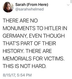 Actually, there's a huge debate about destroying a bell in church because the text on it refers to Hitler Intersectional Feminism, Pro Choice, Patriarchy, Faith In Humanity, Social Issues, Social Justice, Real Talk, Equality, Thoughts