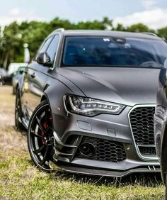 Cool Audi 2017: Audi RS6... Car24 - World Bayers