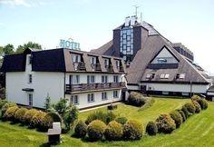 Hotel Pyramida I a II - Západočeské lázně - ilustrativní foto