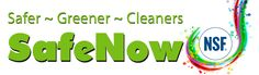 SafeNow, the company, is part of a growing trend in social entrepreneurship with a mission to create jobs, vocational training, and funding for people with disabilities. SafeNow products are packaged by persons with disabilities receiving support from Trinity Services and other social service partnership groups. Safer, greener! Time to get those chemicals out of our house!