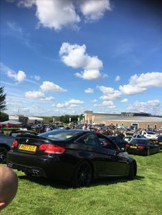 BMW e92 gaydon