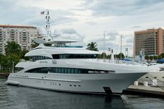 """""""Man of Steel"""" Motor Yacht 