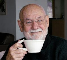 Eric Carle. Author of The Very Hungry Caterpillar. Based on his books and this sweet smile I think we would be good friends.