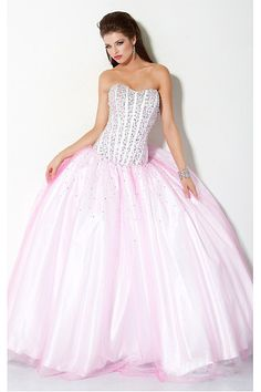 Discounted Ball Gown Sleeveless Sweetheart Ball Gown Prom Dresses