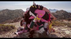 """MARSEILLE JE T'AIME"" / JACQUEMUS / Image : David Luraschi / Installation : Willi Dorner Produit par la M-MMM"