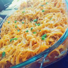 Spaghetti Casserole recipe by Aqueelah Hadia