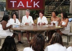 Did you see Jamie Lee Curtis on The Talk? She bravely joined the hosts makeup-free and natural during their season 3 premiere episode as part of her MY BRAVE YEAR OF FIRSTS tour! CBS has a clip on the show website if you missed it.