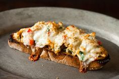 Provençal Tuna Melt recipe from Food52