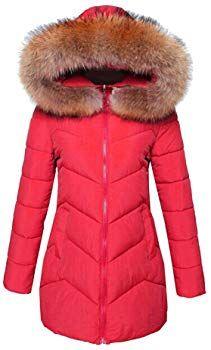 online retailer 53306 b3050 Homebaby Cappotto Piumino Cotone Imbottito Cappuccio Donna ...
