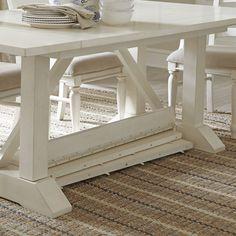 Needham Extendable Dining Table Pinterest Extendable Dining - Farm table needham