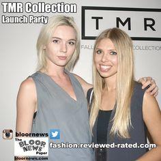 TMR Collection Launch Party #TMRlaunch. #toronto #bloornews #fashion #FashionShow Launch Party, Fall Collections, Toronto, Fashion Show, Product Launch