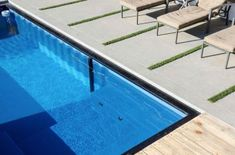 Modpools manufactures made in Canada modular, relocatable shipping container swimming pool and hot tub spas. Order your modern container pool today. Dumpster Pool, Jacuzzi, Shipping Container Swimming Pool, Amazing Swimming Pools, Moderne Pools, Used Shipping Containers, Swiming Pool, Concrete Steps, Plunge Pool