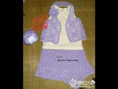 Crochet baby dress| free |Crochet patterns| 367