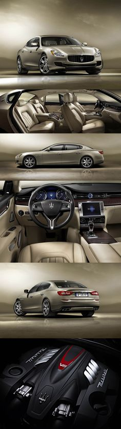 Maserati Quattraporte
