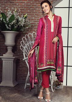 Al-Karam Studio Winter Lawn 2015-2016 Collection