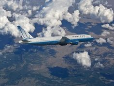Boeing 777, United Airlines, Jets, Airplanes, Aircraft, Commercial, The Unit, Nice, Vehicles
