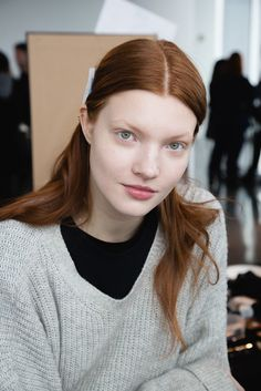 How to Have Flawless Skin, According to Fashion Week's Top Models: If you're wearing as much makeup as the New York Fashion Week models, you're bound to have skin flare-ups — acne, dryness, the works.