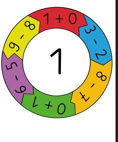 Math Addition, Addition And Subtraction, Kindergarten Worksheets, Preschool Activities, Teaching Kids, Kids Learning, Community Helpers Preschool, Math Blocks, Math Magic