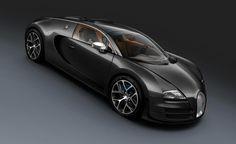 2016 Bugatti Veyron Super Sport Black 1024p