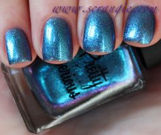 Scrangie: Pretty Serious They Came From Beyond Space! Collection Swatches and Review