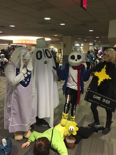 Sweet undertale cosplay I truly love napstablook so this really appeals to me