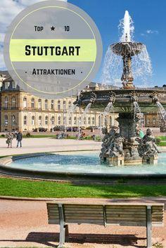 Entdecke die Landeshauptstadt mit unseren Top 10 Stuttgart Tipps!