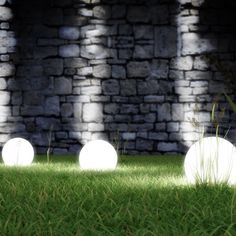 Solarlampe LED Solarleuchte Kugel Gartenlampe Außenlampe Kugellampe Größenwahl