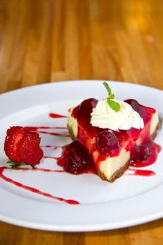 Any kind of cheesecake is MY weakness!!!!
